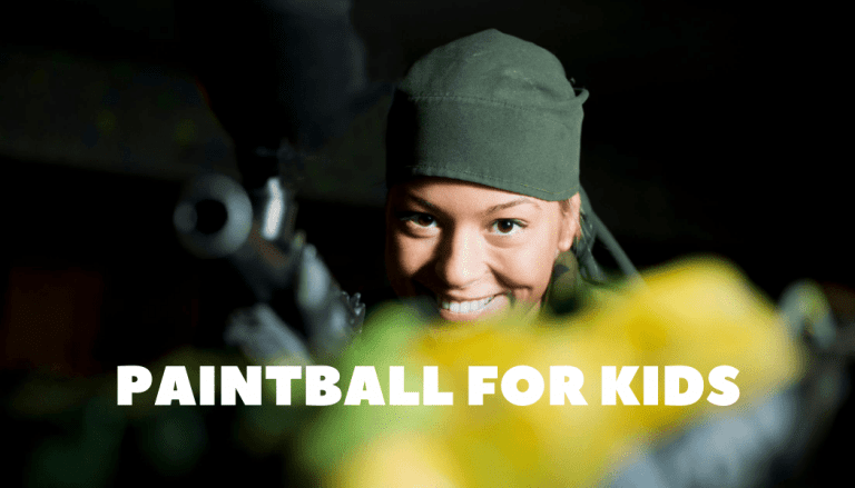 Paintball For Kids in 2020 (Parents guide)