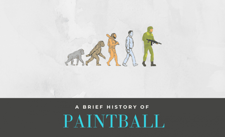 A Brief History of Paintball