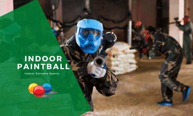 What is Indoor Paintball?